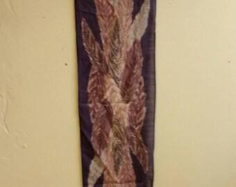 Vintage Vera wool scarf