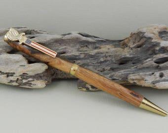 Louisiana Oak Twist Pen