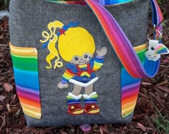 Made to Order Rainbow Brite Shoulder Bag
