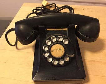 Rare Vintage Bell System Telephone