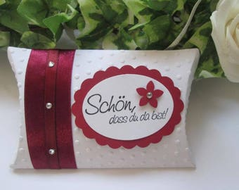 Guest gift for baptism, communion or confirmation, wedding