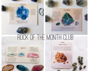 Rock of the Month Club