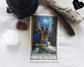 3 Months of Tarot | 1 Intuitive Tarot Reading Delivered Each Month For 3 Months )O( | Option of a Custom or Celtic Cross Spread