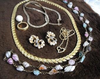 Mazer, Napier Designer Jewelry Lot