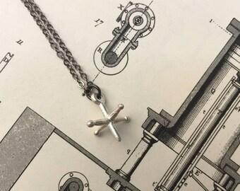 Jack Charm Necklace
