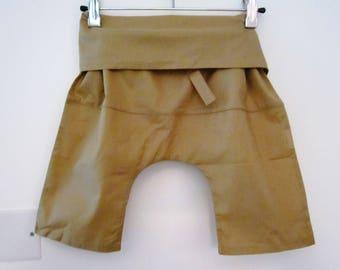 Thai harem pants for baby