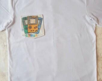 Gamer gift, Gamer tshirt, games console, geek gift, custom tshirt, custom tshirt, mens shirt, womens shirts, unisex shirt, mens gift
