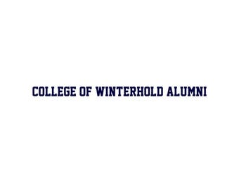 College of Winterhold Alumni EDE00212