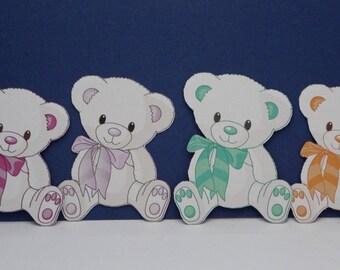 Teddy bear bow