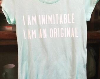 Hamilton Inspired T-Shirts