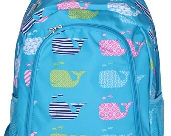 Turquoise Backpack Etsy