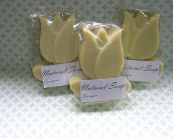 Hollandse Tulp,gift for mom, birthday gift, soaps, handcrafted natural soap, natural soap, herbal soap, vegetable