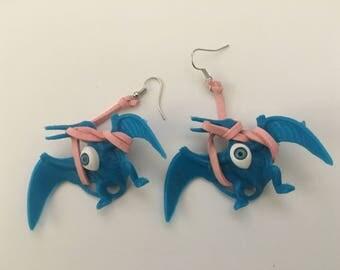 Optodactyl Dangle Earrings
