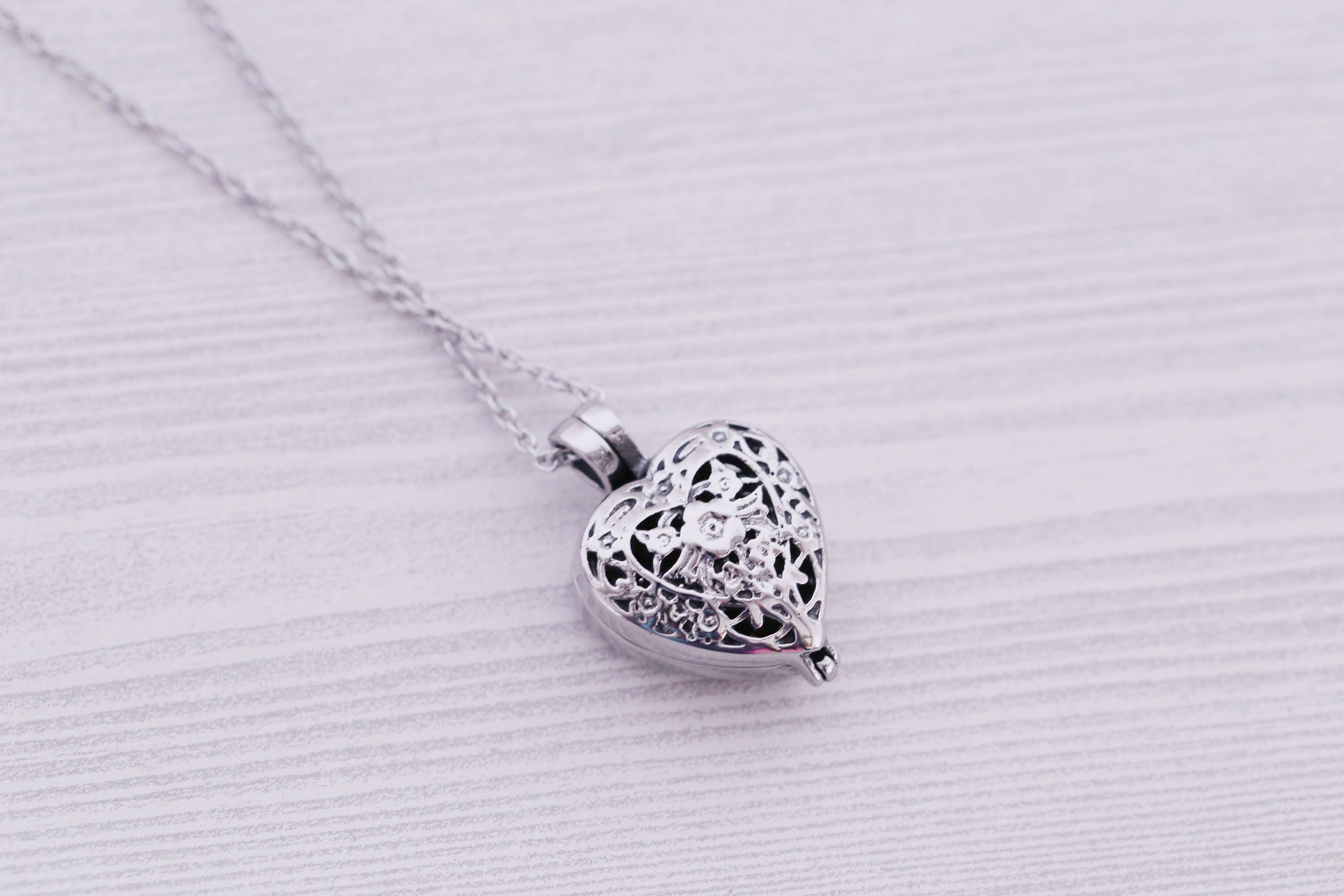 Stainless memorial locket pendant cremation jewelry ash gallery photo gallery photo gallery photo mozeypictures Choice Image