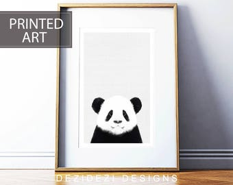 Panda Print,cool art prints, wall prints online, buy art prints online,  cool wall art, art canvas prints , contemporary art prints