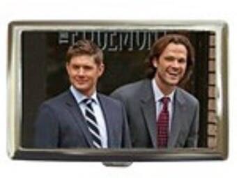 "Supernatural's ""Winchester Bros"" Cigarette Case"