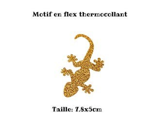 Heat transfer lizard, heat transfer to iron, lizard iron on, heat transfer design to iron on clothes, iron on decal lizard