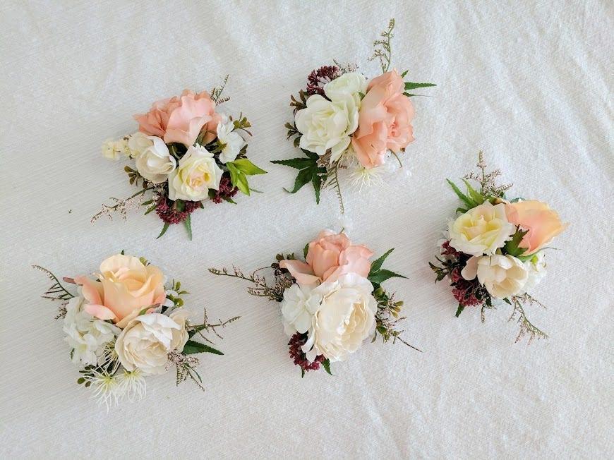 Corsage wedding corsage flower corsage succulent corsage rustic corsage wedding corsage flower corsage succulent corsage rustic corsage silk flower mightylinksfo