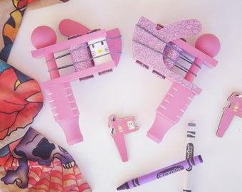 ONE Hello Kitty Crayon Mini Kids tattoo machine