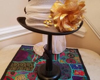 Black Top Hat Stevie Nicks Inspired