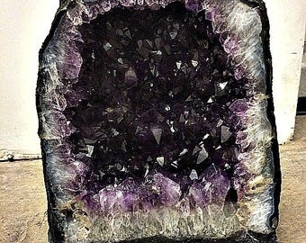 Amethyst Geode Crystal