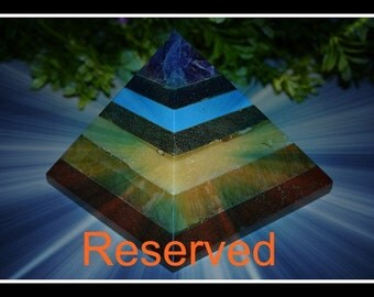 Chakra Bonded Triangle 102 MM