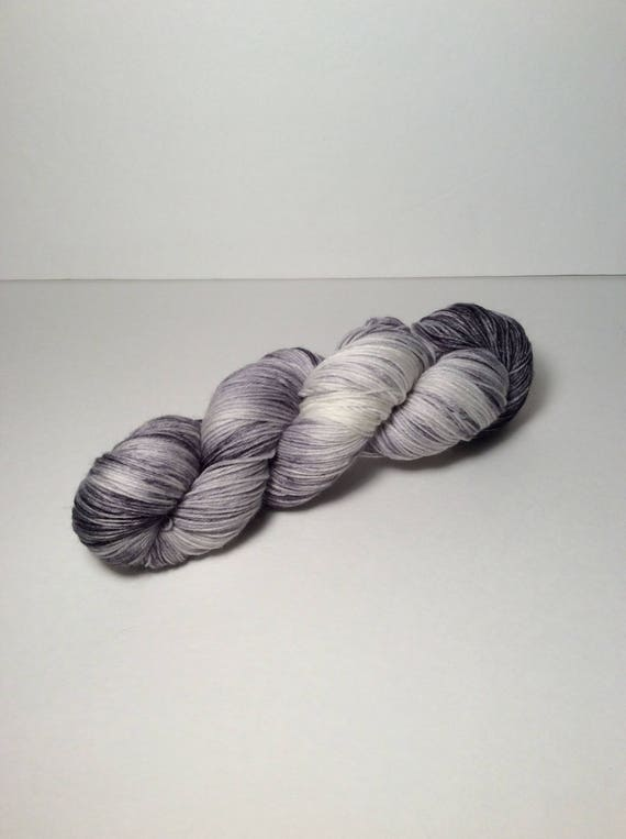 Game of Thrones Inspired Hand Dyed Fingering Yarn