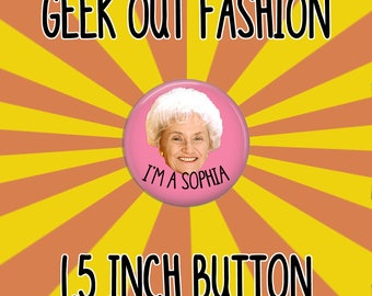 Golden Girls Button