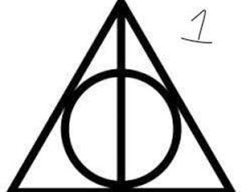 Harry Potter decals **not recommended for outdoor use**