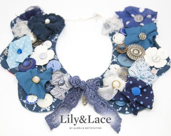 My beautiful embroidered collar, 3