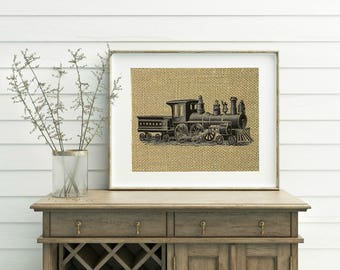 Train Wall Decor train decor | etsy