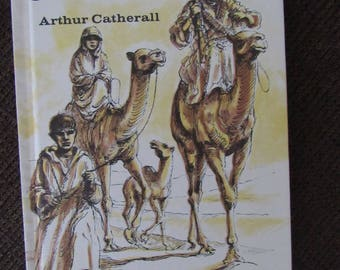 Camel Caravan by Arthur Catherall 1968 Weekly Reader Edition Free Shipping