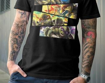 TMNT Shirt | PREMIUM QUALITY | Teenage Mutant Ninja Turtles | Epic Shirt | Comic Tee | Geek Clothing | T-Shirt | Geek Tee | Geek Gift