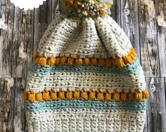 Cora Accent Hat Pattern - TCWL Boutique & Designs