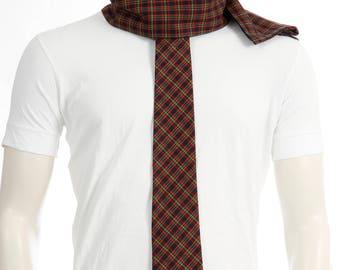 Scarf & tie combination - Andtie No. 6