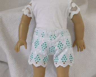 Shorts for 18 inch dolls
