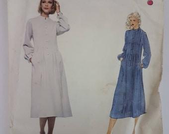 Vintage Vogue Paris Original 1950 Givenchy Size 10 Bust 83cm