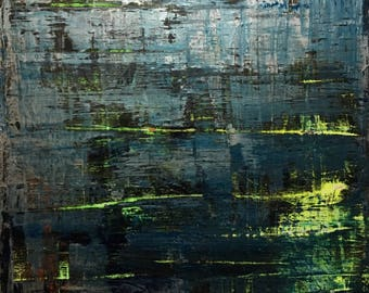 "Original Abstract Painting, Acrylic Painting, Wall Art, Home Decor, 18""x24"", Modern Art, Artwork"