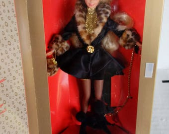 Mattel Spiegel Shopping Chic Limited Edition Barbie Doll Vintage