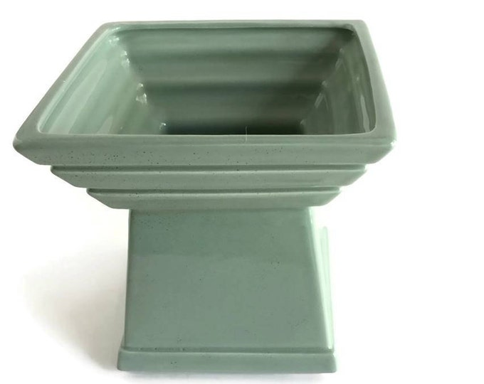 Art Deco Style Planter by Napco Made in Japan