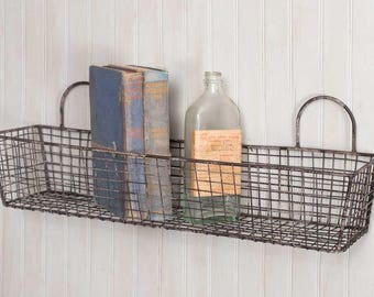 Rustic French Bakery Basket