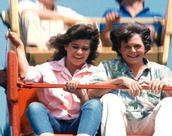High School U.S.A. (1983) VHS Michael J Fox Nancy McKeon