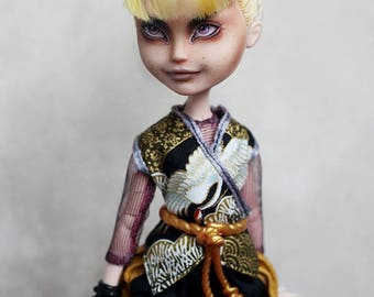 Ever After High Repaint Doll OOAK Custom by Azhill