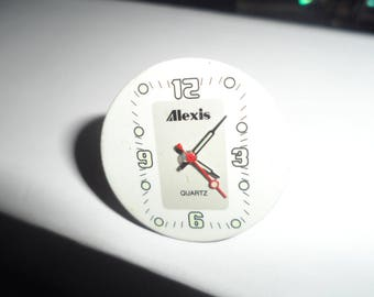 ALEXIS watch face ring