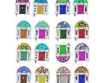 Georgian Doors, Dublin