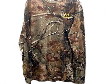 Medium Realtree AP Hunting Shirt
