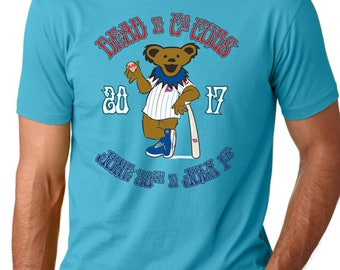 Wrigley Field Dead & Co. Cubs Shirt 2017