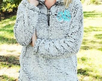 Adult Frosty Sherpra Pullovers