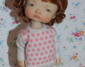 Sweater for IrrealDoll, Lati Yellow, Pukifee
