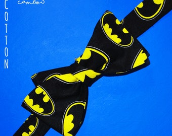 Bat BO3 | Men's Self-tie Bow Tie